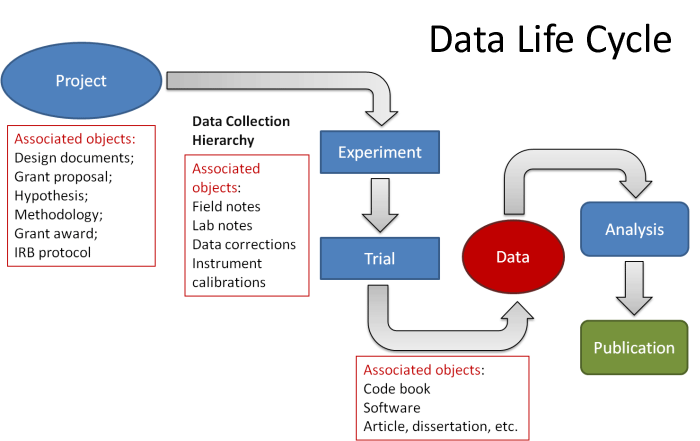 Rutgers University Data Life Cycle